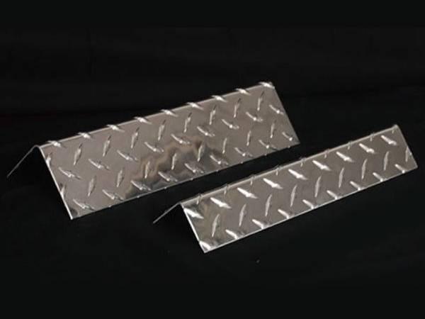 Diamond Plate Wall Corners Prohibit Repairs And Maintenance