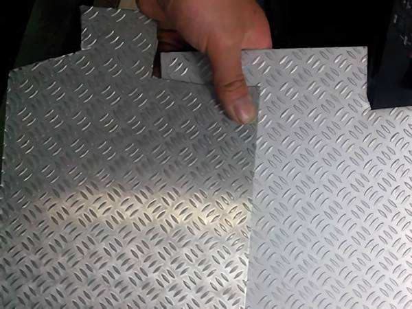 Aluminum Checker Plate With Attractive Looks And No Slip